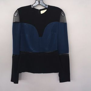 Nicole Miller blouse without tags brand new